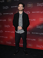 04 October  2017 - Hollywood, California - Jeff Ward. 2017 People's &quot;One's to Watch&quot; Event held at NeueHouse Hollywood in Hollywood. <br /> CAP/ADM/BT<br /> &copy;BT/ADM/Capital Pictures
