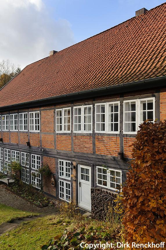 Kupfermühle bei Wohldord-Ohlstedt in den Walddörfern, Hamburg, Deutschland