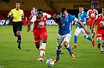 Millonarios e Independiente Santa Fe igualaron 0-0. Segunda fecha Torneo Fox Sports.