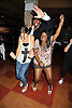 Kelley Missal, Sean Ringgold and Shenell Edmonds attending the Shenell Edmonds Fan Club Dance Party on ..August 14, 2011 at HB Burger's Sunken Bar in New York City. Shenell plays Destiny Evans on One Life to Live.
