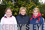 Fiona, Mary and Susan Lynch  having fun at the Castleisland Coursing meeting in Cahills Park, Castleisland on Sunday    Copyright Kerry's Eye 2008