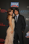Lisa LoCicero & Dominic Zamprogna at the 38th Annual Daytime Entertainment Emmy Awards 2011 held on June 19, 2011 at the Las Vegas Hilton, Las Vegas, Nevada. (Photo by Sue Coflin/Max Photos)
