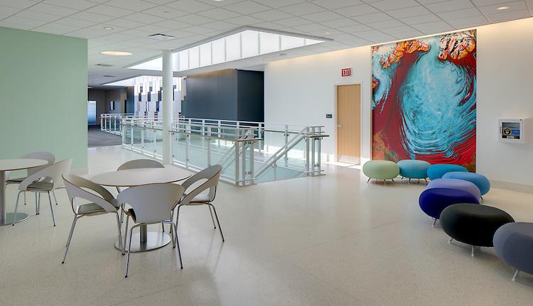 NASA John Glenn Research Center Mission Integration Center | STANTEC
