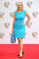 Tania Bryer arriving for the Health Lottery Tea Party, The Savoy, London. 02/06/2014 Picture by: Alexandra Glen / Featureflash