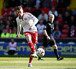Paul Coutts of Sheffield Utd during the Sky Bet League One match at Bramall Lane Stadium. Photo credit should read: Simon Bellis/Sportimage