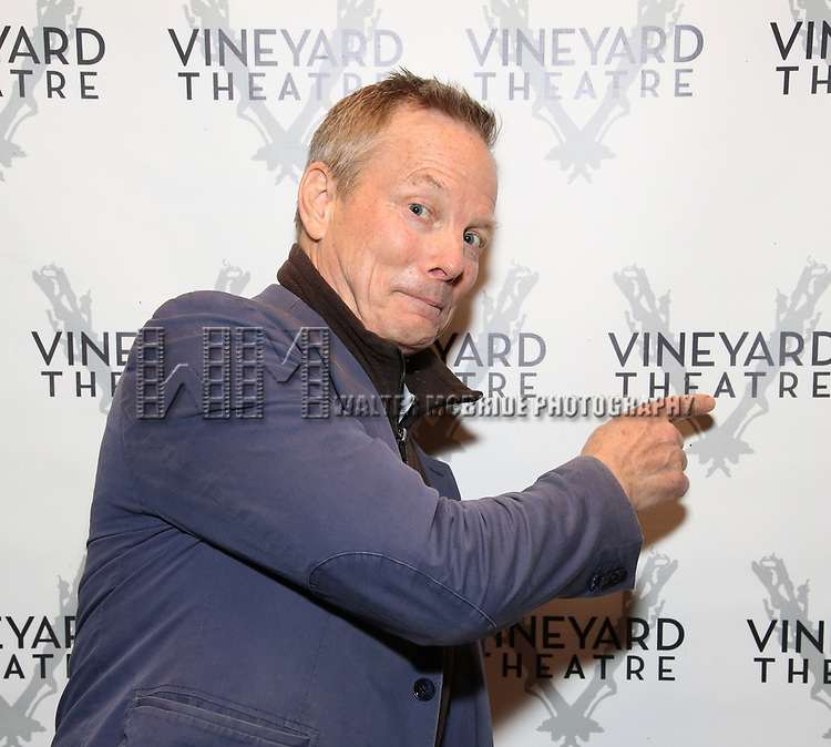 """Bill Irwin during the Opening Night Celebration for """"Good Grief"""" at the Vineyard Theatre on October 28, 2018 in New York City."""