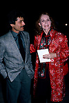 Katherine Helmond photographed with husband in September 20, 1985 in New York City.