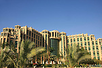 Israel, the Red Sea. Queen of Sheba hotel in Eilat