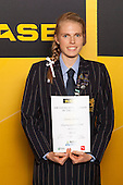 Girls Rowing winner Courtney Sheehan from Takapuna Grammar School. ASB College Sport Young Sportsperson of the Year Awards held at Eden Park, Auckland, on November 24th 2011.