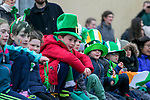 170318<br /> Lined up and waiting during St Patricks Day parade in Tulla.Pic Arthur Ellis.