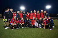 USWNT Training, January 18, 2017