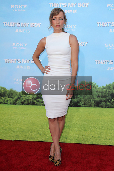 Rebecca Marshall<br /> at the &quot;That's My Boy&quot; World Premiere, Village Theatre, Westwood, CA 06-04-12<br /> David Edwards/DailyCeleb.com 818-249-4998