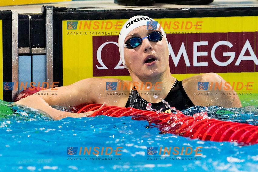 HOSSZU Katinka HUN Gold Medal<br /> Women's 200m Backstroke<br /> 13th Fina World Swimming Championships 25m <br /> Windsor  Dec. 8th, 2016 - Day03 Finals<br /> WFCU Centre - Windsor Ontario Canada CAN <br /> 20161208 WFCU Centre - Windsor Ontario Canada CAN <br /> Photo &copy; Giorgio Scala/Deepbluemedia/Insidefoto