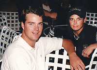 CelebrityArchaeology.com<br /> 1990 FILE PHOTO<br /> Chris 0'Donnell, Scott Wolf<br /> Photo to By John Barrett-PHOTOlink.net / MediaPunch<br /> ----- / MediaPunch