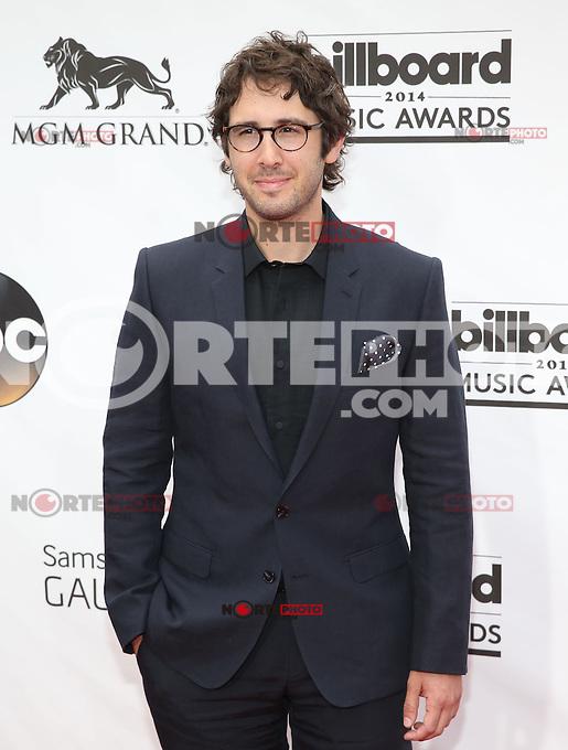 LAS VEGAS, NV - May 18 :Josh Grobin pictured at 2014 Billboard Music Awards at MGM Grand in Las Vegas, NV on May 18, 2014. ©EK/Starlitepics