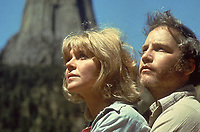 Close Encounters of the Third Kind (1977) <br /> Melinda Dillon &amp; Richard Dreyfuss<br /> *Filmstill - Editorial Use Only*<br /> CAP/KFS<br /> Image supplied by Capital Pictures