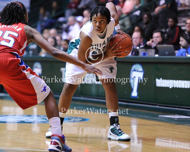Tulane women's basketball defeats SMU, 62-58, in the C-USA season opener.