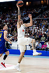 Gabriel Deck of Real Madrid during Turkish Airlines Euroleague match between Real Madrid and FC Barcelona Lassa at Wizink Center in Madrid, Spain. December 13, 2018. (ALTERPHOTOS/Borja B.Hojas)