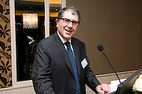Jean-François ADELLE, Partner, Jeantet Associes, speaks at Invest Securities and Jeantet Associes' Session 'Strategic Benefits for Chinese Companies to Be Listed on NYSE Euronext Paris' at Shanghai / Paris Europlace Financial Forum, in Shanghai, China, on December 1, 2010. Photo by Lucas Schifres/Pictobank