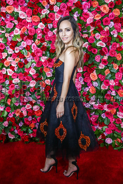 NEW YORK, NY - JUNE 10:  Lilliana Vazquez  attends the 72nd Annual Tony Awards at Radio City Music Hall on June 10, 2018 in New York City.  (Photo by Walter McBride/WireImage)