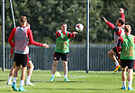 John Fleck of Sheffield Utd  during the Sheffield Utd training session at the Shirecliffe Training Complex , Sheffield. Picture date: September 29th, 2016. Pic Simon Bellis/Sportimage