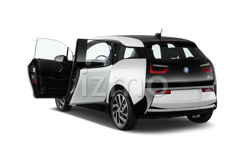 Car images of 2017 BMW I3 Deka-World 5 Door Hatchback Doors