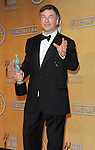 Alec Baldwin in the press room at  the 19th Screen Actors Guild Awards held at the Shrine Auditorium in Los Angeles, CA. January 27, 2013.