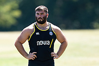 Will Vaughan of Bath Rugby. Bath Rugby pre-season training on July 2, 2018 at Farleigh House in Bath, England. Photo by: Patrick Khachfe / Onside Images
