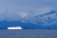 Princess Tours cruise ship, Prince William Sound, Alaska