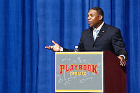 SAN ANTONIO, TX - APRIL 3, 2008: The Playbook for Life sponsored by The Hartford at the UTSA Convocation Center. (Photo by Jeff Huehn)