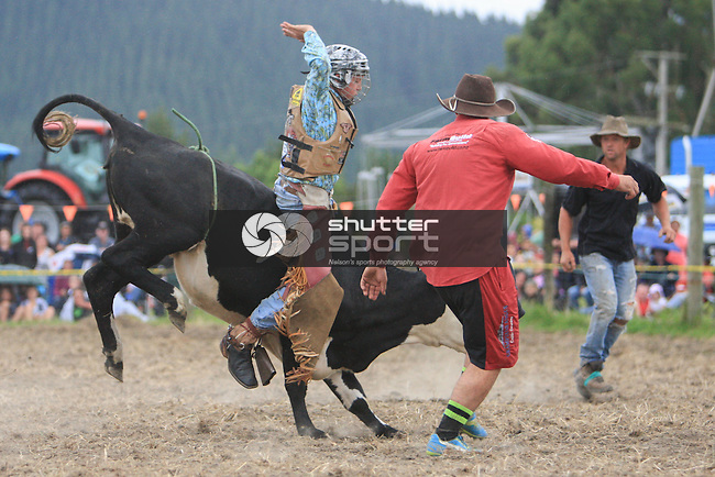 Tua Marina Rodeo 2015. Blenheim, New Zealand. Sunday 22 January 2015. Photographer: Ricky Wilson/www.shuttersport.co.nz