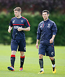 Jordan Rossiter and Jason Holt