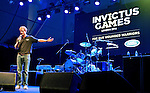 09.09.2014; London,UK: PRINCE HARRY<br /> attended a reception to honour the Invictus Games US athletes held at Winfield House, the official residence of the United States Ambassador to London, Mr Matthew Barzun.<br /> Competitors and military personnel were entertained by American rock band Foo Fighters. <br /> Mandatory Credit Photo: &copy;Crown Copyright/NEWSPIX INTERNATIONAL<br /> <br /> **ALL FEES PAYABLE TO: &quot;NEWSPIX INTERNATIONAL&quot;**<br /> <br /> IMMEDIATE CONFIRMATION OF USAGE REQUIRED:<br /> Newspix International, 31 Chinnery Hill, Bishop's Stortford, ENGLAND CM23 3PS<br /> Tel:+441279 324672  ; Fax: +441279656877<br /> Mobile:  07775681153<br /> e-mail: info@newspixinternational.co.uk