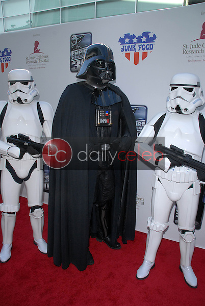 Darth Vader<br />