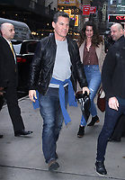 NEW YORK, NY - MAY 14: Josh Brolin seen at Good Morning America in New York City on May 14, 2018. <br /> CAP/MPI/RW<br /> &copy;RW/MPI/Capital Pictures