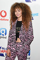 Ella Eyre in the press room for the Capital Summertime Ball 2018 at Wembley Arena, London, UK. <br /> 09 June  2018<br /> Picture: Steve Vas/Featureflash/SilverHub 0208 004 5359 sales@silverhubmedia.com