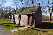 The Old Schoolhouse during the autumn months....located in York, Maine USA which is part of scenic New England