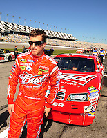 Feb 08, 2009; Daytona Beach, FL, USA; NASCAR Sprint Cup Series driver Kasey Kahne during qualifying for the Daytona 500 at Daytona International Speedway. Mandatory Credit: Mark J. Rebilas-
