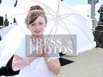 Millie McCormill who received first holy communion in the Church of the Assumption in Tullyallen. Photo:Colin Bell/pressphotos.ie