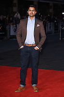 """Divian Ladwa<br /> at the London Film Festival 2016 premiere of """"Lion"""" at the Odeon Leicester Square, London.<br /> <br /> <br /> ©Ash Knotek  D3176  12/10/2016"""