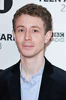 Matt Edmondson<br /> arriving for the Radio 1 Teen Awards 2018 at Wembley Stadium, London<br /> <br /> ©Ash Knotek  D3454  21/10/2018
