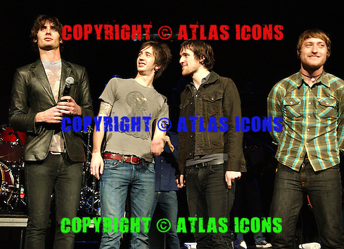 All American Rejects.Photo Credit: Eddie Malluk/Atlas Icons.com