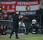 28.11.2019: Feyenoord v Rangers:Steven Gerrard