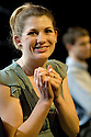 Bash,Latterday Plays by Neil LaBute . With Jodie Whittaker as Sue,Harry Lloyd as John in A Gaggle of Saints. Opens at Trafalgar Studios on 11/1/07      CREDIT Geraint Lewis