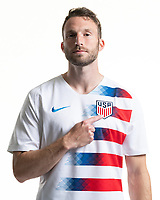 Rome, GA - Friday, June 21, 2019:  Para 7 USMNT headshot of Joshua Brunais.