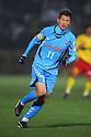Kazuyoshi Miura (Yokohama FC), ..March 7, 2010 - Football : ..2010 J.LEAGUE Division 2, 1st Sec ..match between Yokohama FC 2-0 Giravanz Kitakyushu ..at NHK Spring Mitsuzawa Football Stadium, Kanagawa, Japan. ..(Photo by Daiju Kitamura/AFLO SPORT) [1045]