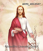 Alfredo, EASTER RELIGIOUS, OSTERN RELIGIÖS, PASCUA RELIGIOSA, paintings+++++,BRTOXX12587,#er#, EVERYDAY