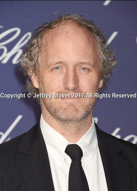 PALM SPRINGS, CA - JANUARY 02: Director Mike Mills attends the 28th Annual Palm Springs International Film Festival Film Awards Gala at the Palm Springs Convention Center on January 2, 2017 in Palm Springs, California.