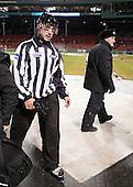 Kenneth Gates, Paul Stewart - The Union College Dutchmen defeated the Harvard University Crimson 2-0 on Friday, January 13, 2011, at Fenway Park in Boston, Massachusetts.