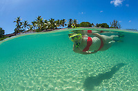 Snorkeler<br />
